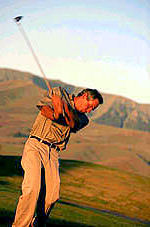 golf exercises for power